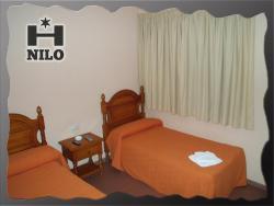 Guest house Hostal Nilo, Avda. Reyes Cátolicos 114, 02600, Villarrobledo