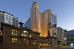 Novotel Sydney Central, 169-179 Thomas Street, 2000, Sydney