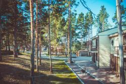 Okunevaya Holiday Park, Vyborgsky region, Ozerki village, Primorskoye shosse 47 km, 188800, Озерки