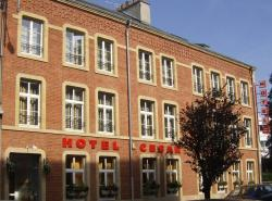 Cesar Hotel, 23 Avenue Du Marechal Leclerc, 08000, Charleville-Mézières