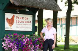 Pension Eichenhof, Am Goldanger 10, 27367, Hellwege