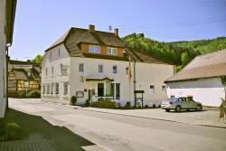 Landhotel Zur Wegelnburg, Hauptstrasse 8, 66996, Schönau