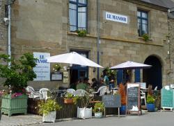 Le Manoir, Place De L'hotel De Ville, 35560, Bazouges-la-Pérouse