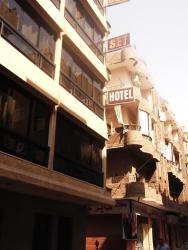 Sunset Hotel Luxor, Ali Ibn Abi Taleb Street , from Khaled Ibn Al Walid Street,, Luxor