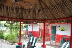 Club y Cabañas Ecológicas Vacacionales Coco Mar, Caribe Kilometro 2.6 Pueblo Viejo, 478001, Ciénaga