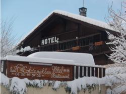 Chalet Hôtel Les Soldanelles, Rue du Mont Joly, 11 Impasse des Coquelicots, 74170, Saint-Gervais-les-Bains