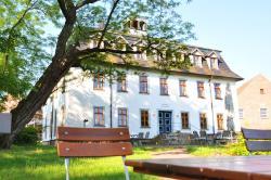 Biohotel Stiftsgut Wilhelmsglücksbrunn, Stiftsgut Wilhelmsglücksbrunn 1, 99831, Creuzburg