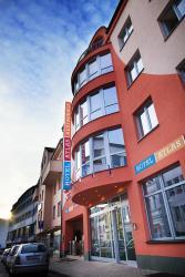 Hotel Atlas, Tyršova 2063, 256 01, Benešov