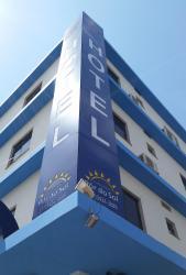 Palace Hotel Pôr do Sol, Avenida Brumado, 638, 45051-000, Vitória da Conquista