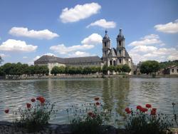 Hôtel de l'Abbaye des Prémontrés, 1 rue Damay BP 125, 54705, Pont-à-Mousson
