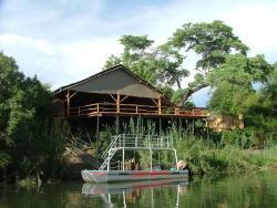 Camp Nkwazi, Plot 749 B, Kazangula Rd, 10101, Komanyana
