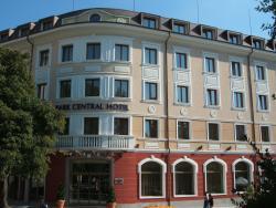 Hotel Park Central, 6 Tzar Osvoboditel Str, 8800, Sliven