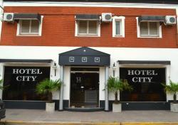 Hotel City, Lezica y Torrezuri 631, 6700, Luján