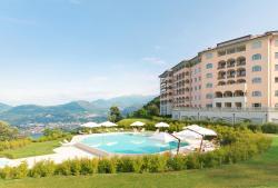 Resort Collina d'Oro - Hotel & Spa, Via Roncone 22, 6927, Agra