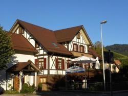 Hotel Restaurant Adler Bühlertal, Hauptstr. 1, 77830, Bühlertal