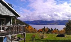 Villa de la Montagne, 711, rue de la Montagne, G0V 1T0, Sainte-Rose-du-Nord