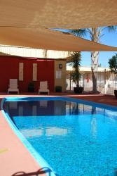 Desert Sand Motor Inn, 357 Cobalt Street, 2880, Broken Hill