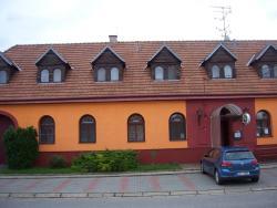 Penzion Fontána, Rudé armády 29, 691 85, Dolní Dunajovice
