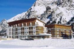 Hotel Vier Jahreszeiten, Mandarfen 73, 6481, Санкт-Леонхард (Пицталь)