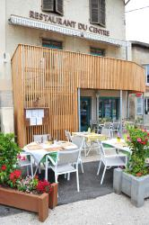 Hotel Restaurant du Centre, Place Xavier Bichat, 01450, Poncin