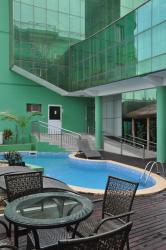 Hotel Horizonte Novo, Rua do Imbondeiro 50, Bairro da Esperança,, Viana