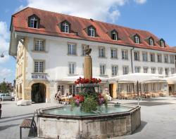 La Couronne, Centrale 20, 1580, Avenches