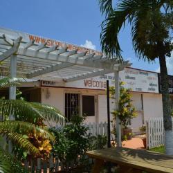 Sky Flower Hotel Belmopan / El Rey Hotel, 23 Moho Street,, Belmopan