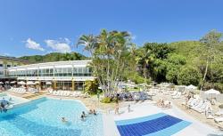 Plaza Caldas da Imperatriz Resort & Spa, Rodovia Princesa Leopoldina, 3355, 88140000, Santo Amaro da Imperatriz