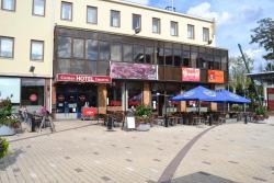 Center Hotel Imatra, Koskenparras 3, 55100, Imatra