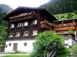Stampferhof, Gruben 8, 9971, マトライ・イン・オストティロル