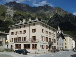 Hotel Stampa, Casaccia, 7602, Casaccia