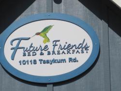 Future Friends B&B, 10118 Tsaykum Road, V8L 5T6, Sidney