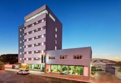 Hotel Mirage Rolândia, Rua Manoel Carreira Bernardino, 824, 86600-000, Rolândia