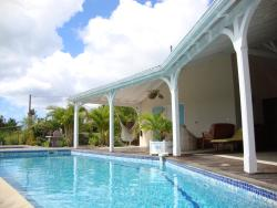Villa Trianon Marie Galante, Section Trianon, 97112, Grande Anse