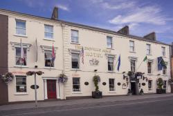 Greville Arms Hotel Mullingar, Pearse Street,, Mullingar