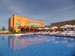 Hotel Amigos, 24 Kozloduy street, 5770, Луковит
