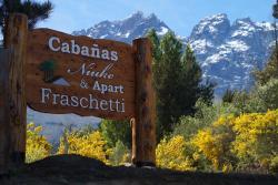 Cabañas Niuke & Apart Fraschetti, Subida Juan Marques  1374, 8430, El Bolsón
