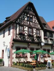 Hotel Restaurant Alte Brauerei, Hauptstrasse 58, 97753, Karlstadt
