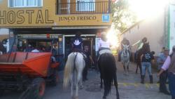 Hostal Junco Fresco, Carretera Estacion, 58, 10710, Zarza de Granadilla