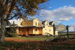 Gîte Touristique Prés et Vallons, 415 chemin Mooney, J0H 2C0, Durham-Sud