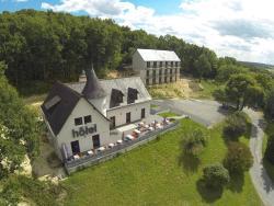 Hôtel Imago, 1, impasse du haut-clos, 37500, La Roche-Clermault