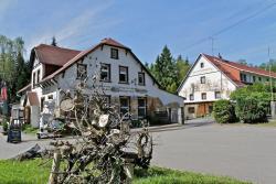 Pension Waldschänke, Elterleiner Str.74, 09468, Geyer