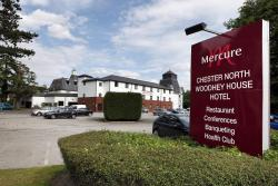 Mercure Chester North Woodhey House Hotel, Berwick Road,, CH66 4PS, Little Sutton