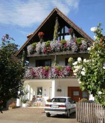 Ferienwohnung Paffendorf, Langenbacherweg 16, 77793, Gutach