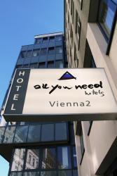 AllYouNeed Hotel Vienna2, Große Schiffgasse 12, 1020, Vienna
