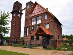 Samaras Cottages Bashnya 72, Studyony Village, 446381, Malyye Luzhki