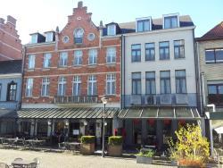 Hotel De Zalm, Grote Markt 21, 2200, Herentals
