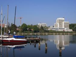 Vitalia Seehotel, Am Kurpark 3, 23795, Bad Segeberg