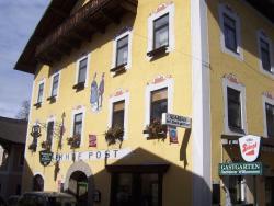 Gasthof zur Post, Marktstraße 34, 5660, Taxenbach
