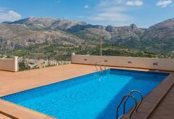 Apartamentos Serrella Rural Guadalest, Carretera de Alcoy, 12, 03516, Benimantell